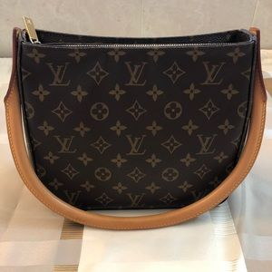 Authentic Louis Vuitton Looping MM